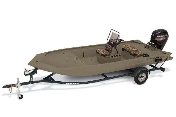 2018 TRACKER BOATS GRIZZLY 1860 CC for sale