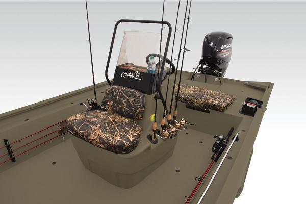 2019 Tracker Boats boat for sale, model of the boat is Grizzly 1860 CC & Image # 6 of 23