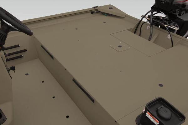 2019 Tracker Boats boat for sale, model of the boat is Grizzly 1860 CC & Image # 7 of 23