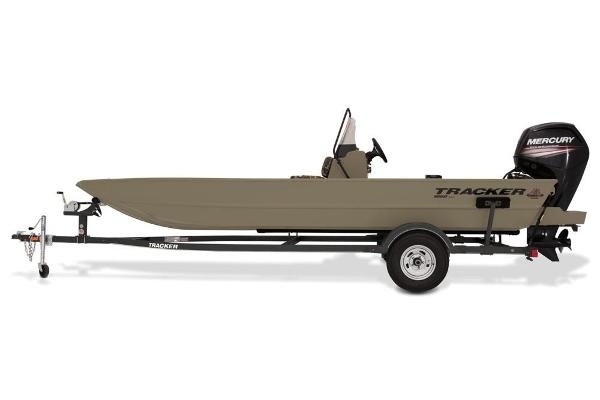 2019 Tracker Boats boat for sale, model of the boat is Grizzly 1860 CC & Image # 15 of 23