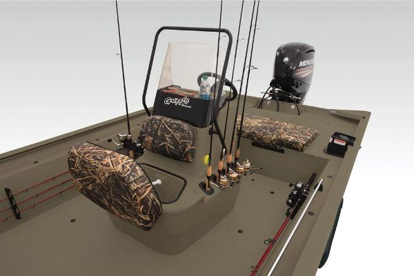 2019 Tracker Boats boat for sale, model of the boat is Grizzly 1860 CC & Image # 19 of 23
