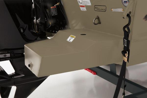 2019 Tracker Boats boat for sale, model of the boat is Grizzly 1860 CC & Image # 20 of 23