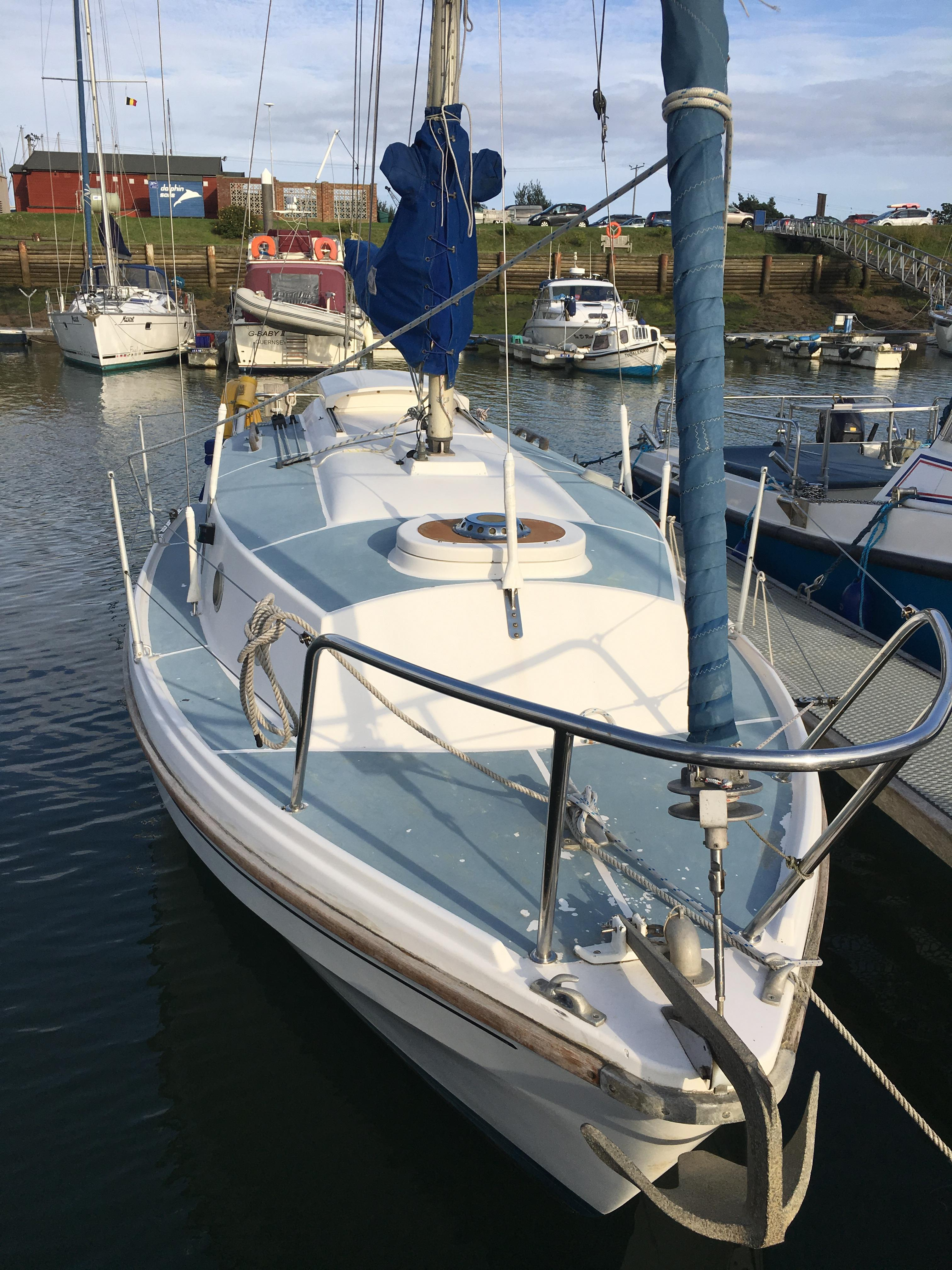 Westerly Pageant boat for sale