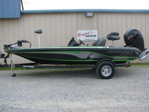 2019 Nitro boat for sale, model of the boat is Z18 & Image # 1 of 40