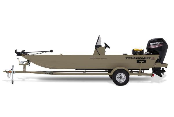 2019 Tracker Boats boat for sale, model of the boat is Grizzly 1860 CC Sportsman & Image # 5 of 94