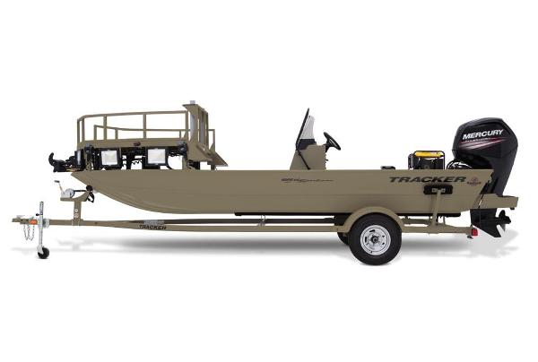 2019 Tracker Boats boat for sale, model of the boat is Grizzly 1860 CC Sportsman & Image # 6 of 94