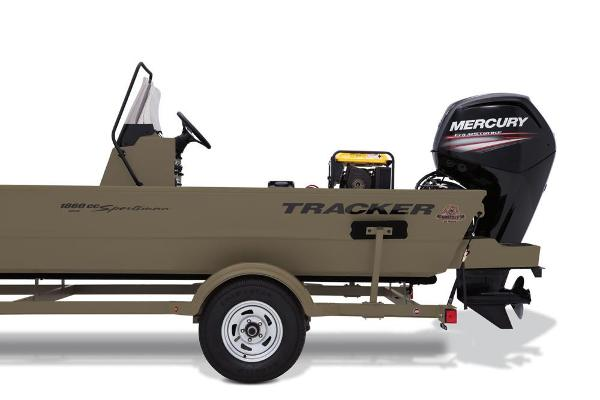 2019 Tracker Boats boat for sale, model of the boat is Grizzly 1860 CC Sportsman & Image # 16 of 94