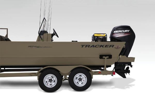 2019 Tracker Boats boat for sale, model of the boat is Grizzly 1860 CC Sportsman & Image # 34 of 94
