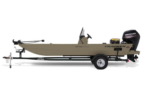 2019 Tracker Boats boat for sale, model of the boat is Grizzly 1860 CC Sportsman & Image # 61 of 94