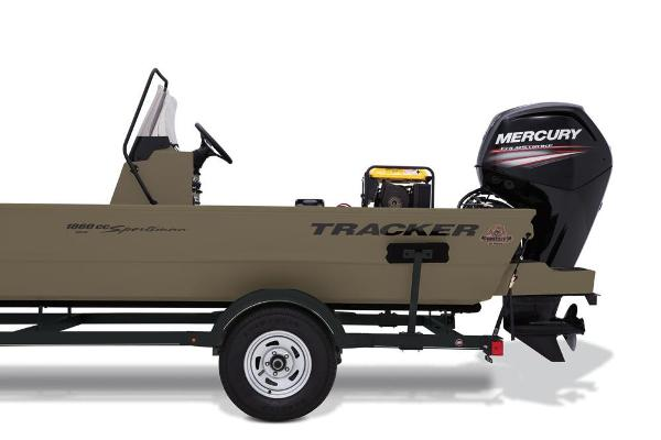 2019 Tracker Boats boat for sale, model of the boat is Grizzly 1860 CC Sportsman & Image # 71 of 94