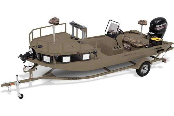 2019 Tracker Boats boat for sale, model of the boat is Grizzly 1860 CC Sportsman & Image # 80 of 94