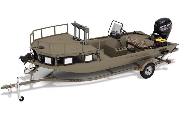 2019 Tracker Boats boat for sale, model of the boat is Grizzly 1860 CC Sportsman & Image # 81 of 94