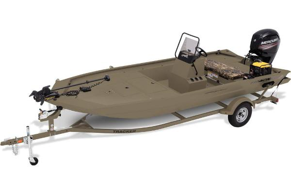 2019 Tracker Boats boat for sale, model of the boat is Grizzly 1860 CC Sportsman & Image # 83 of 94