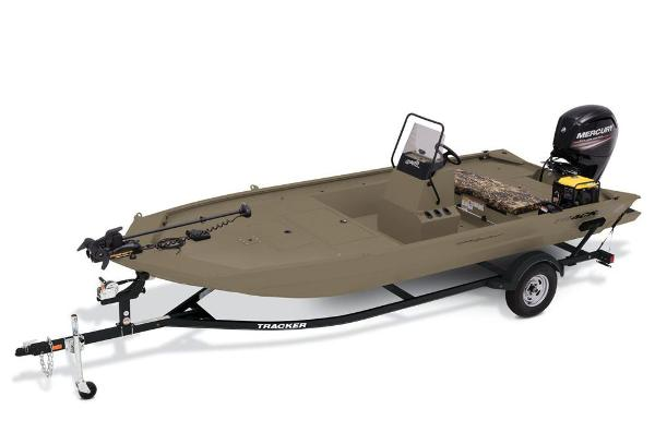 2019 Tracker Boats boat for sale, model of the boat is Grizzly 1860 CC Sportsman & Image # 84 of 94