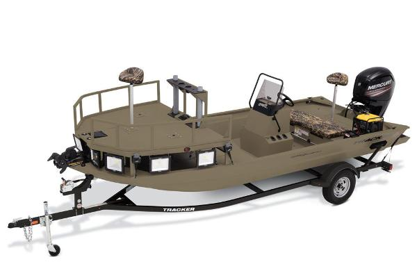 2019 Tracker Boats boat for sale, model of the boat is Grizzly 1860 CC Sportsman & Image # 85 of 94