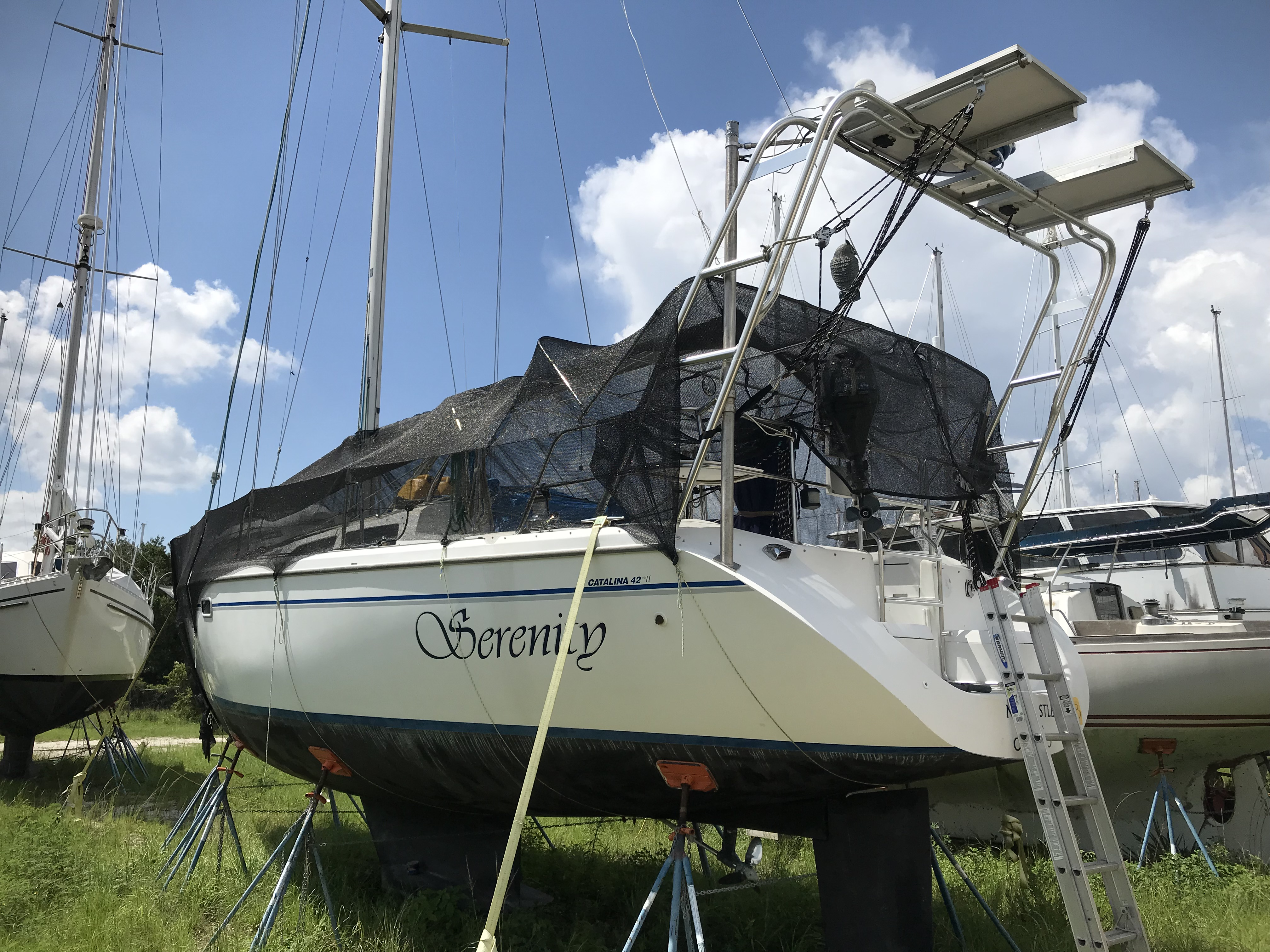 1995 Catalina MkII - Yacht Sales and Services