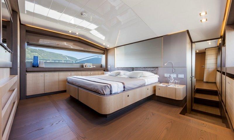 96 Ferretti Yachts