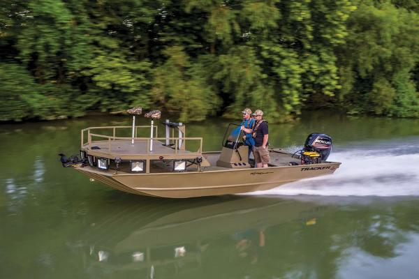 2018 Tracker Boats boat for sale, model of the boat is Grizzly 2072 CC Sportsman & Image # 7 of 72