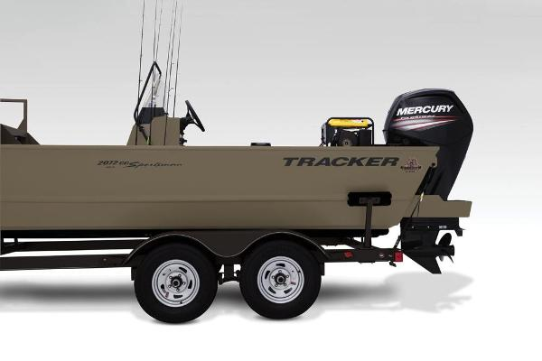 2018 Tracker Boats boat for sale, model of the boat is Grizzly 2072 CC Sportsman & Image # 40 of 72