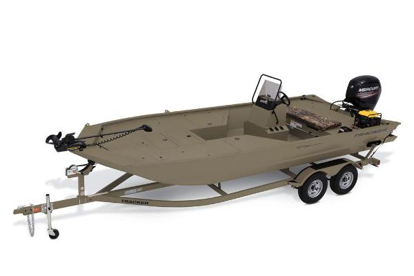 2018 Tracker Boats boat for sale, model of the boat is Grizzly 2072 CC Sportsman & Image # 56 of 72