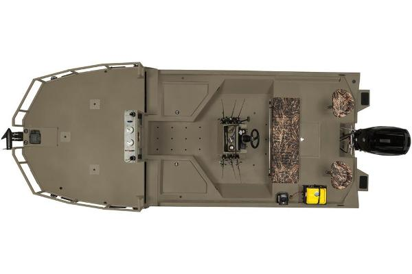 2018 Tracker Boats boat for sale, model of the boat is Grizzly 2072 CC Sportsman & Image # 66 of 72