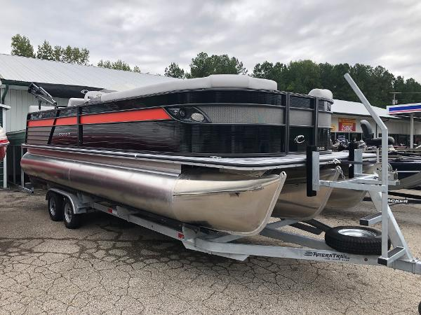 2019 Crest boat for sale, model of the boat is Crest III SLRC & Image # 1 of 13