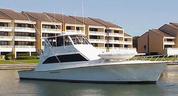 Ocean 66 SPORTFISH Sports Fishing Boats. Listing Number: M-3472792