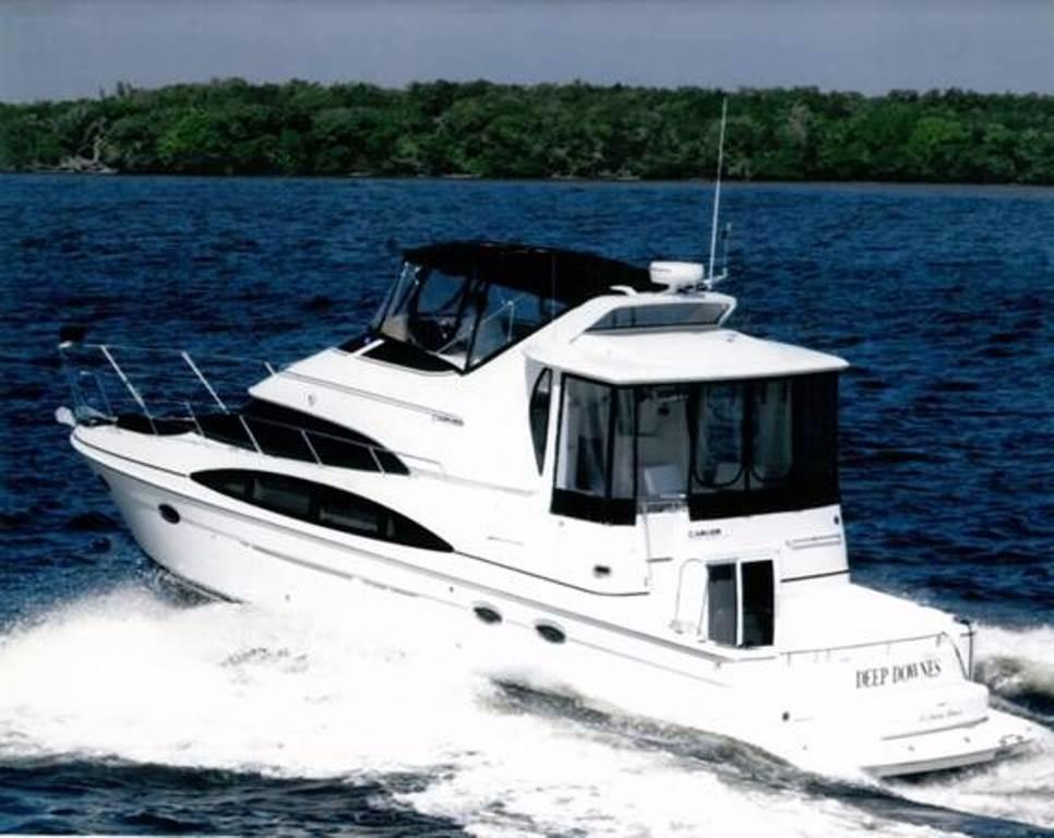 Used Carver 63 Marquis Yachts For Sale