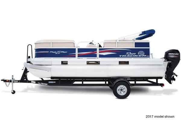 2018 SUN TRACKER PARTY BARGE 18 DLX for sale