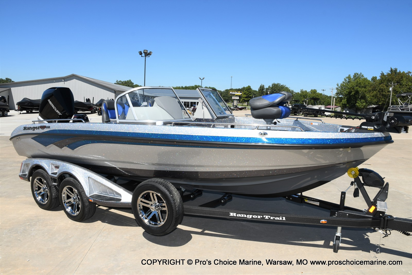 2021 Ranger Boats boat for sale, model of the boat is 620FS Pro w/300HP Verado & Image # 1 of 50