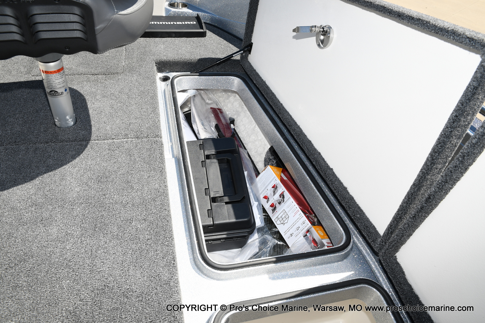 2021 Ranger Boats boat for sale, model of the boat is 620FS Pro w/300HP Verado & Image # 11 of 50