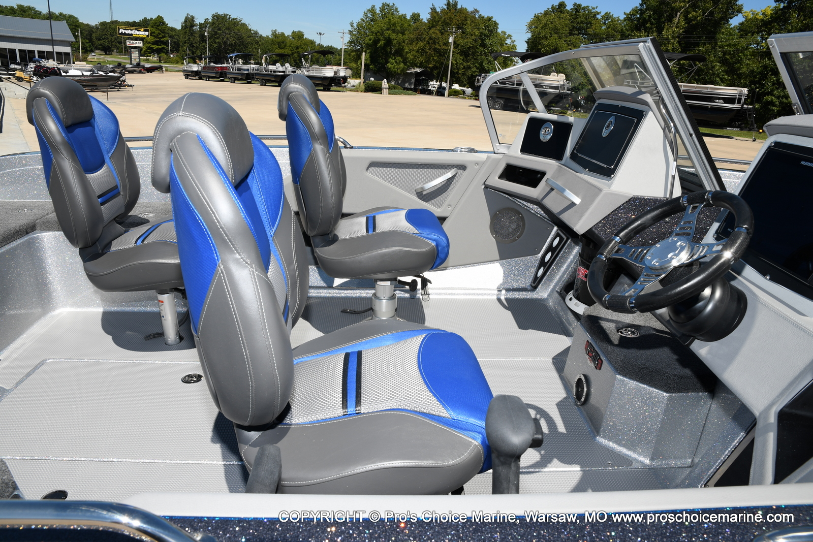 2021 Ranger Boats boat for sale, model of the boat is 620FS Pro w/300HP Verado & Image # 18 of 50