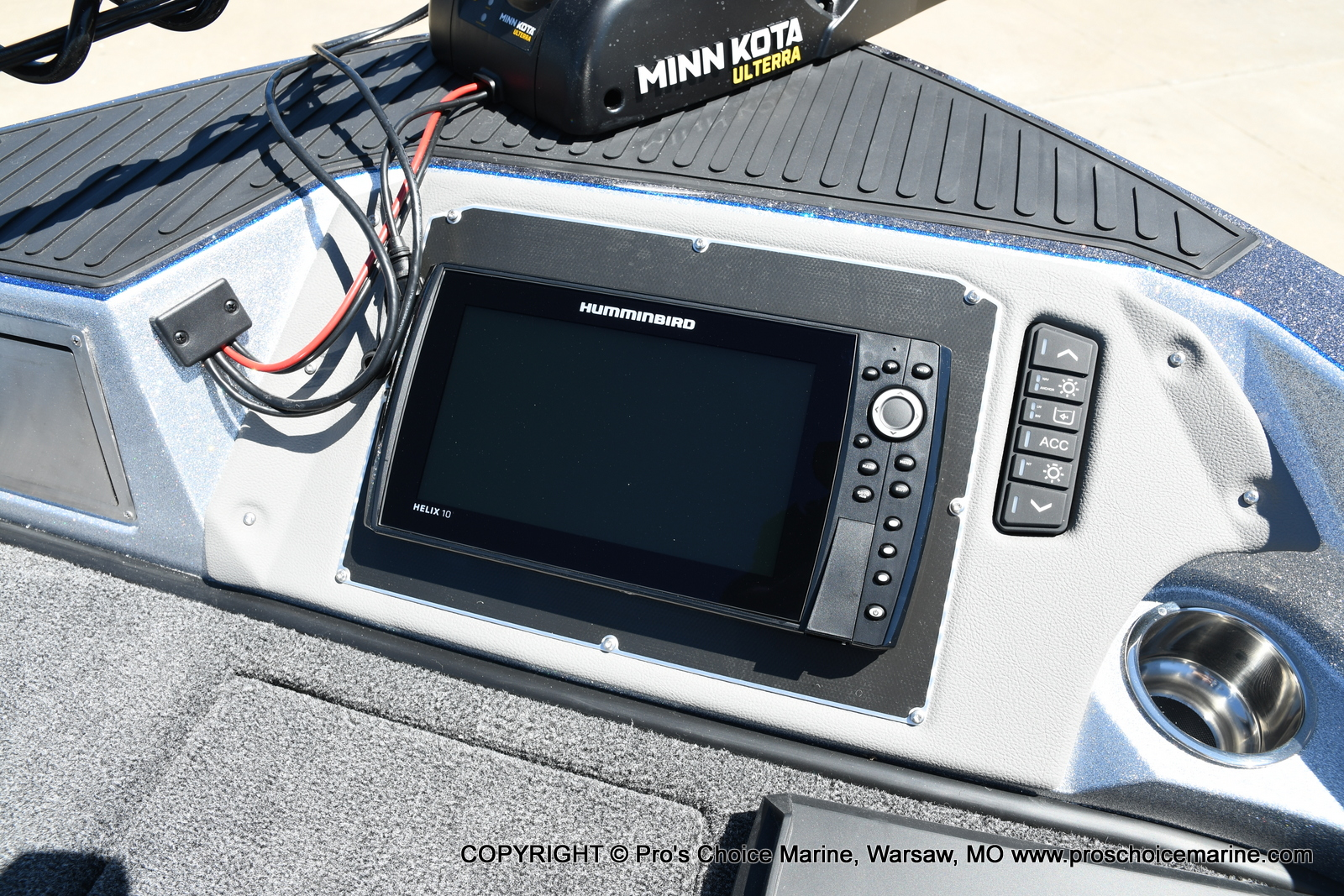2021 Ranger Boats boat for sale, model of the boat is 620FS Pro w/300HP Verado & Image # 24 of 50