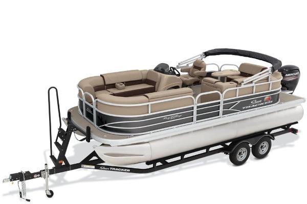 2018 SUN TRACKER PARTY BARGE 20 DLX for sale