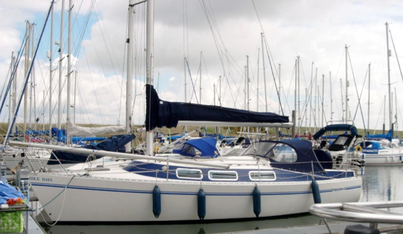 Freedom Yachts 33