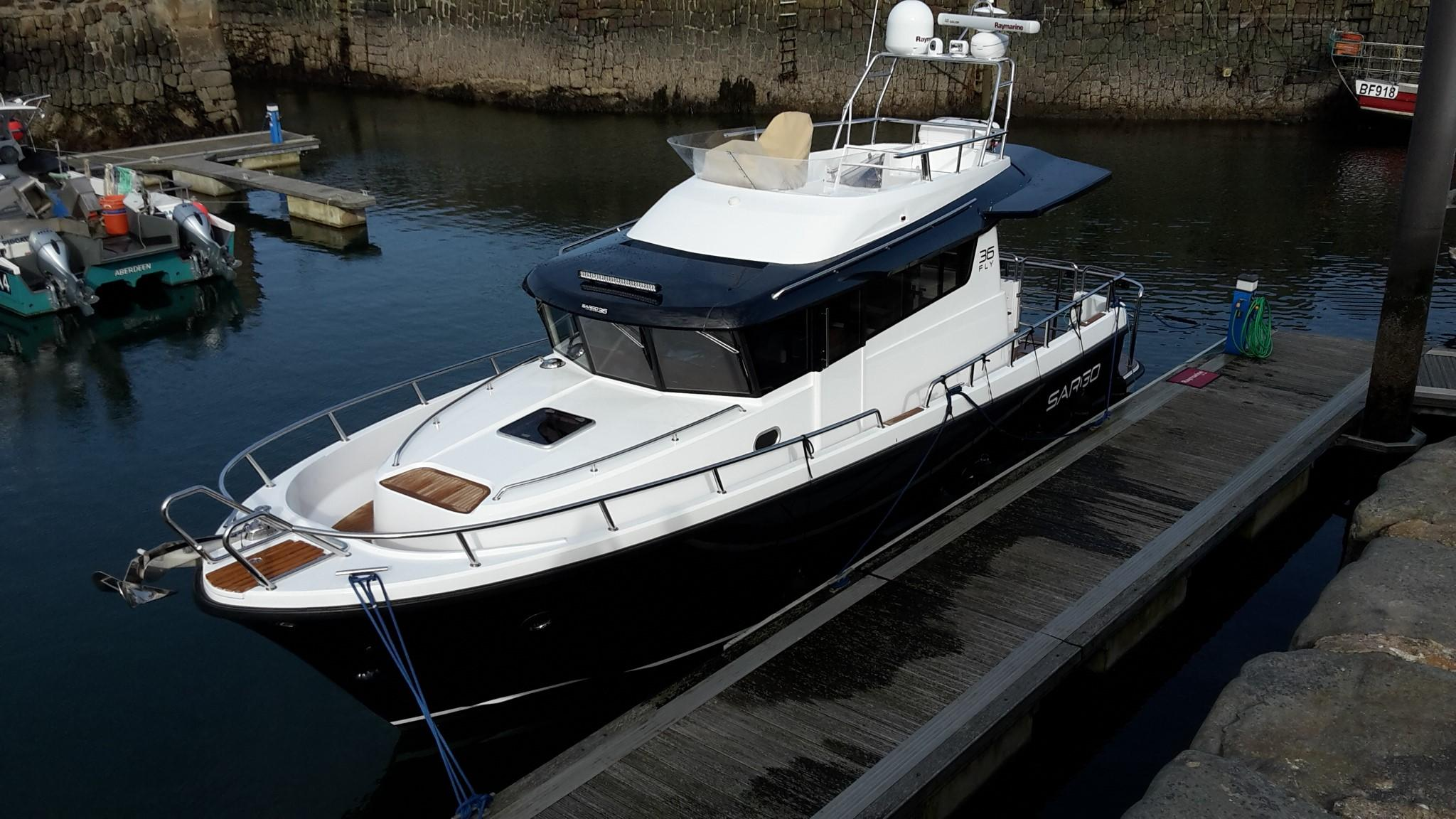 Sargo 36 Fly for sale