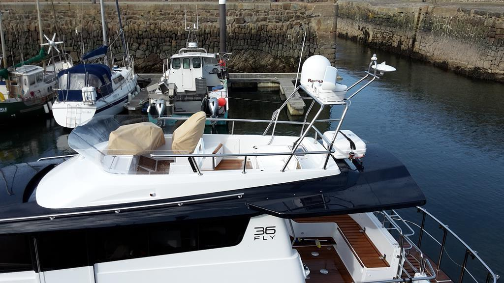 Sargo 36 Fly - flybridge
