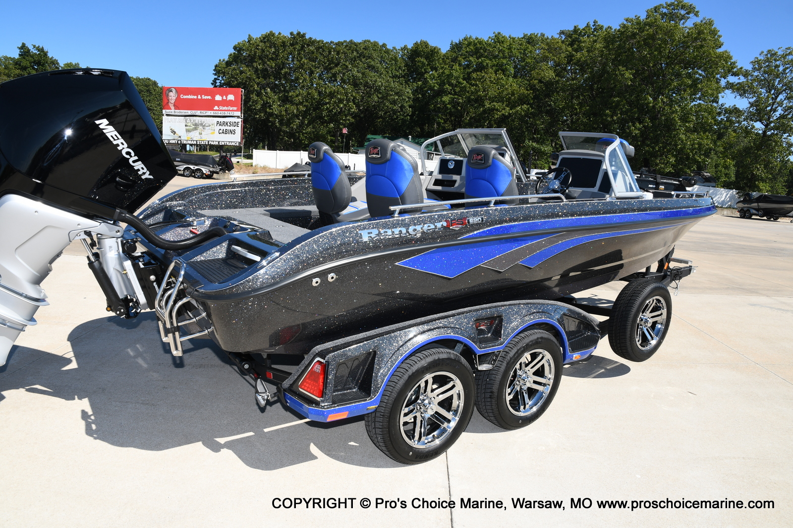 2021 Ranger Boats boat for sale, model of the boat is 620FS Pro & Image # 48 of 50