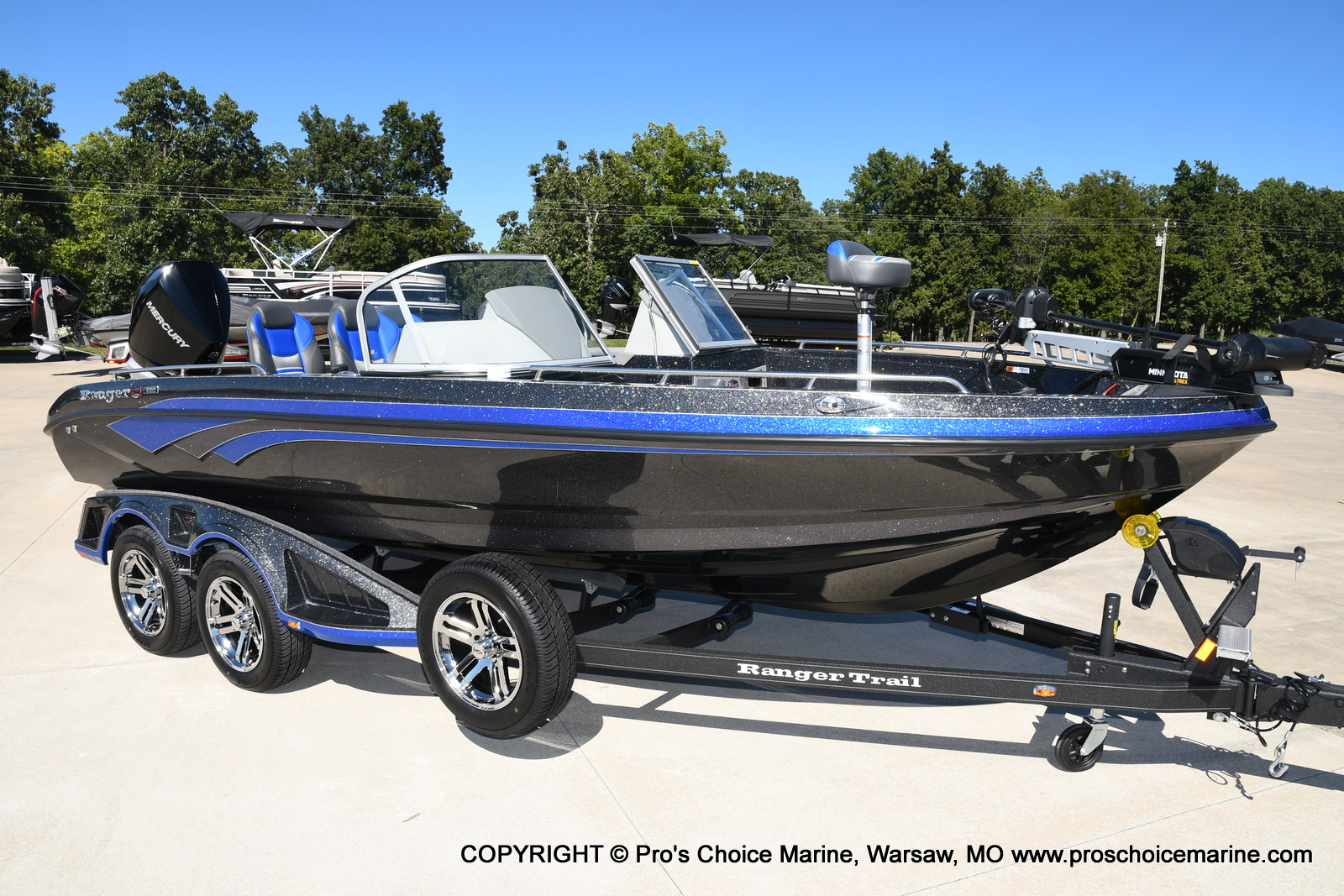 2021 Ranger Boats boat for sale, model of the boat is 620FS Pro & Image # 1 of 50