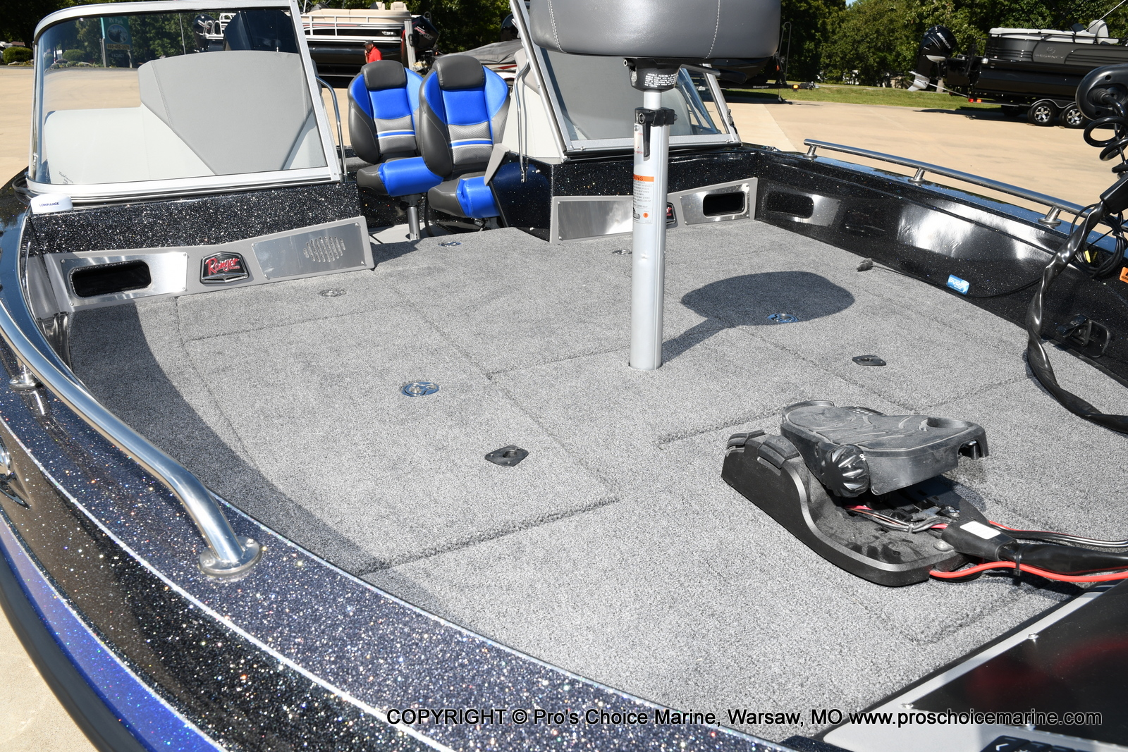 2021 Ranger Boats boat for sale, model of the boat is 620FS Pro & Image # 10 of 50