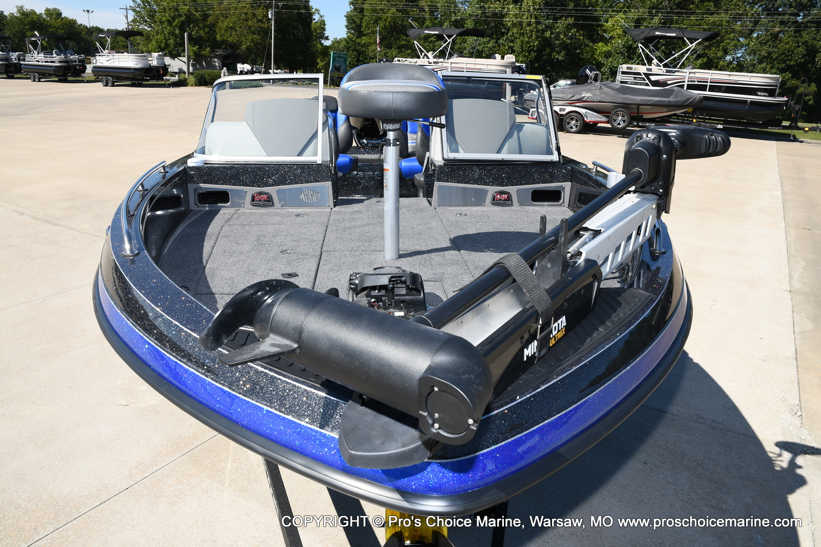 2021 Ranger Boats boat for sale, model of the boat is 620FS Pro & Image # 12 of 50
