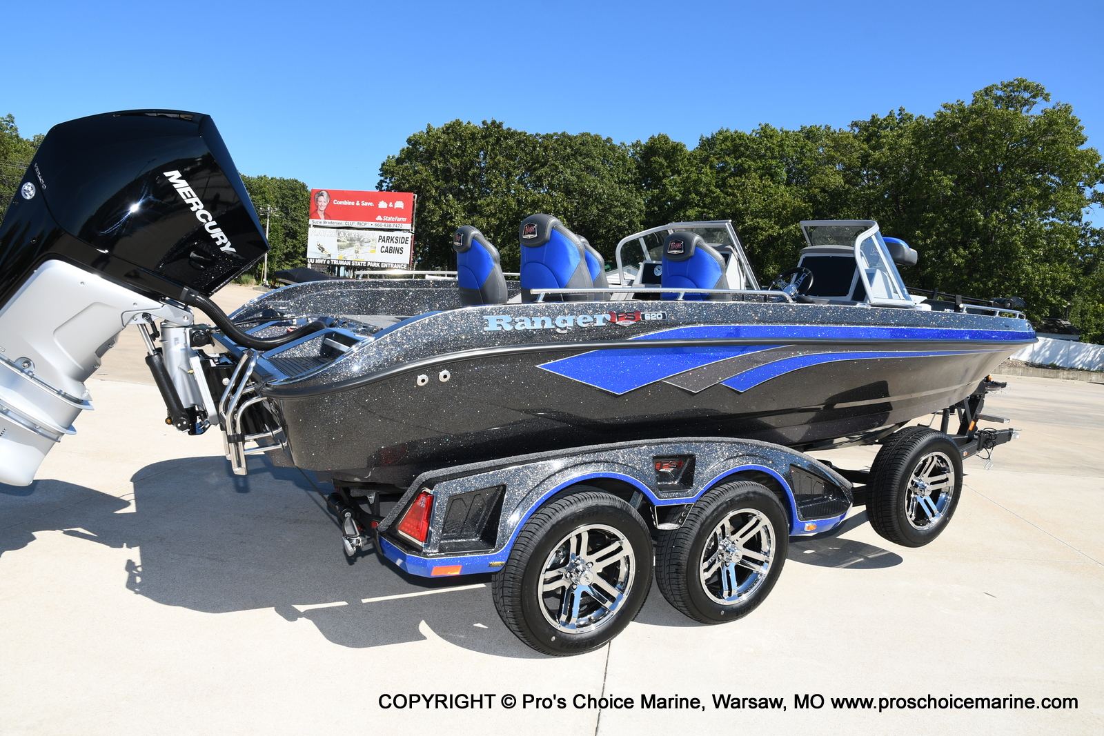 2021 Ranger Boats boat for sale, model of the boat is 620FS Pro & Image # 22 of 50