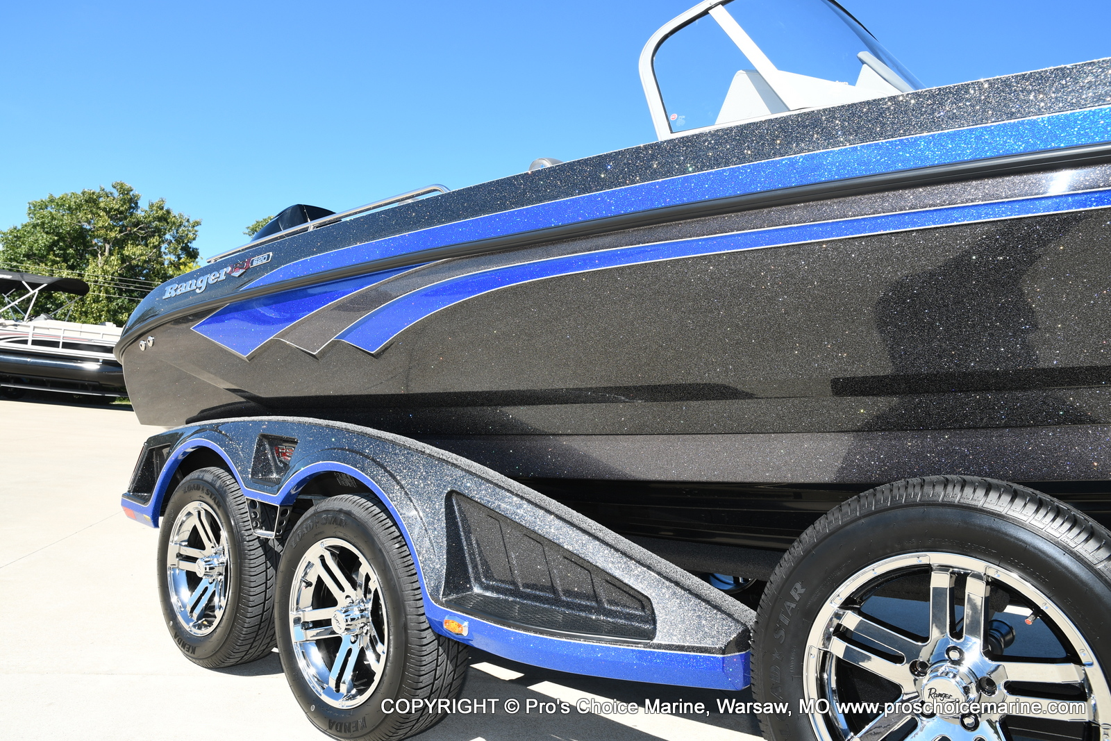 2021 Ranger Boats boat for sale, model of the boat is 620FS Pro & Image # 8 of 50