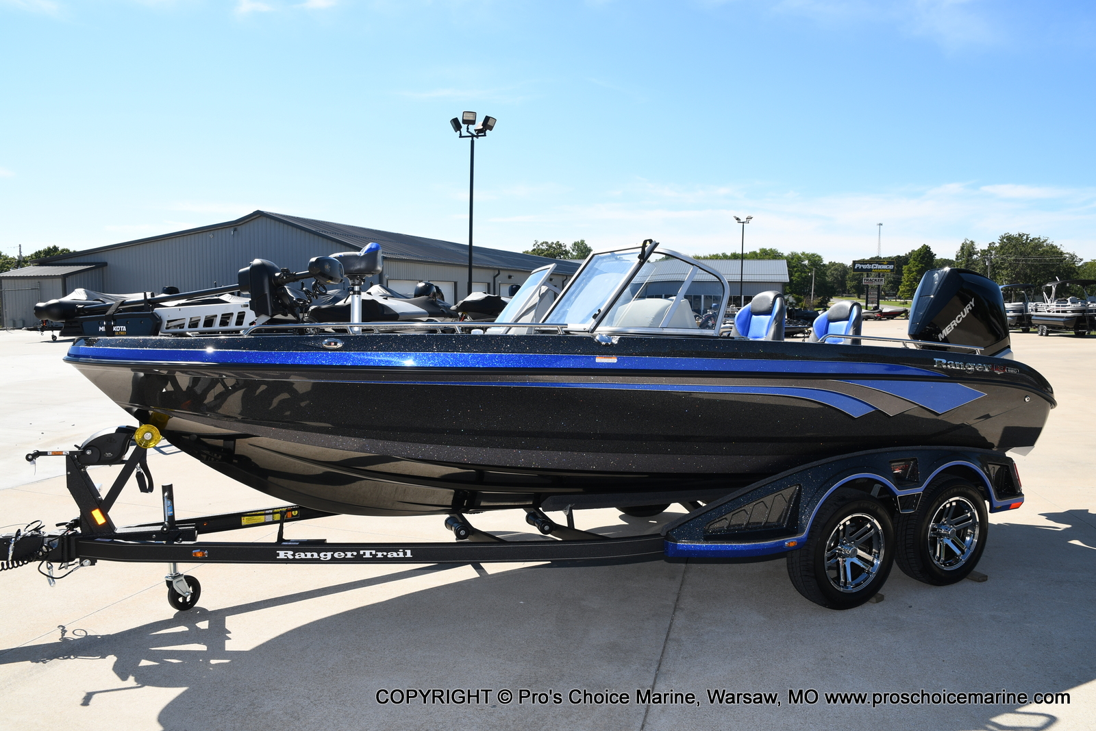 2021 Ranger Boats boat for sale, model of the boat is 620FS Pro & Image # 35 of 50