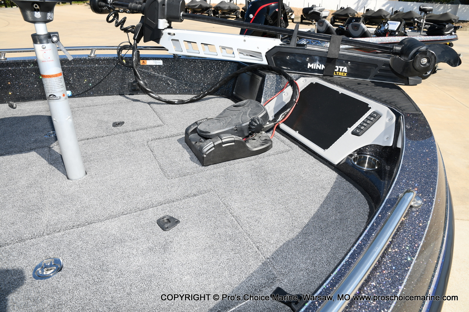 2021 Ranger Boats boat for sale, model of the boat is 620FS Pro & Image # 36 of 50