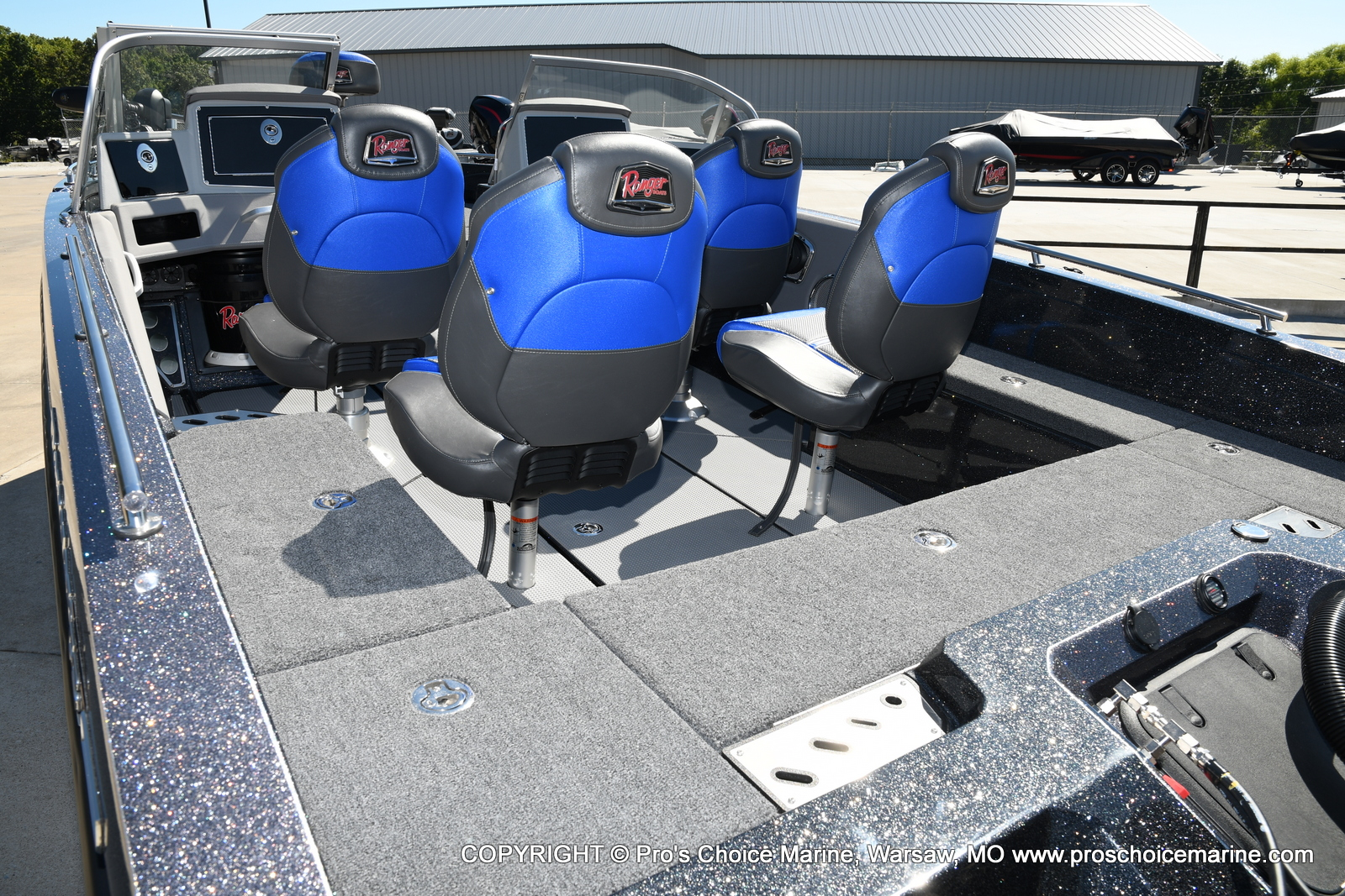 2021 Ranger Boats boat for sale, model of the boat is 620FS Pro & Image # 37 of 50
