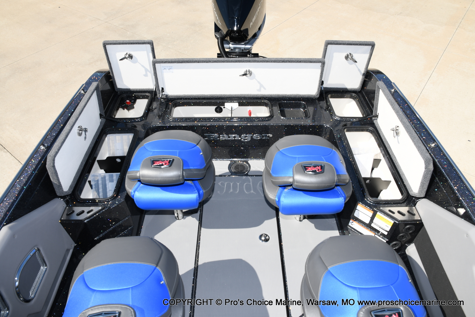 2021 Ranger Boats boat for sale, model of the boat is 620FS Pro & Image # 44 of 50