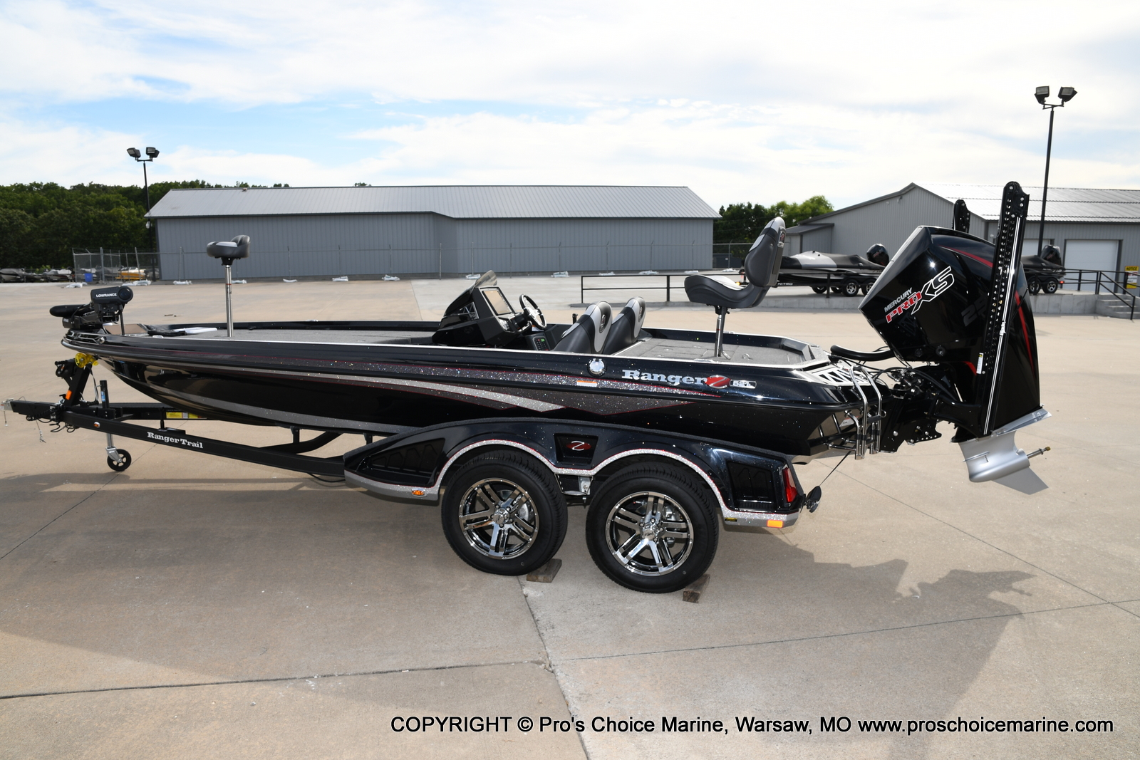 2021 Ranger Boats boat for sale, model of the boat is Z521L RANGER CUP EQUIPPED & Image # 3 of 50