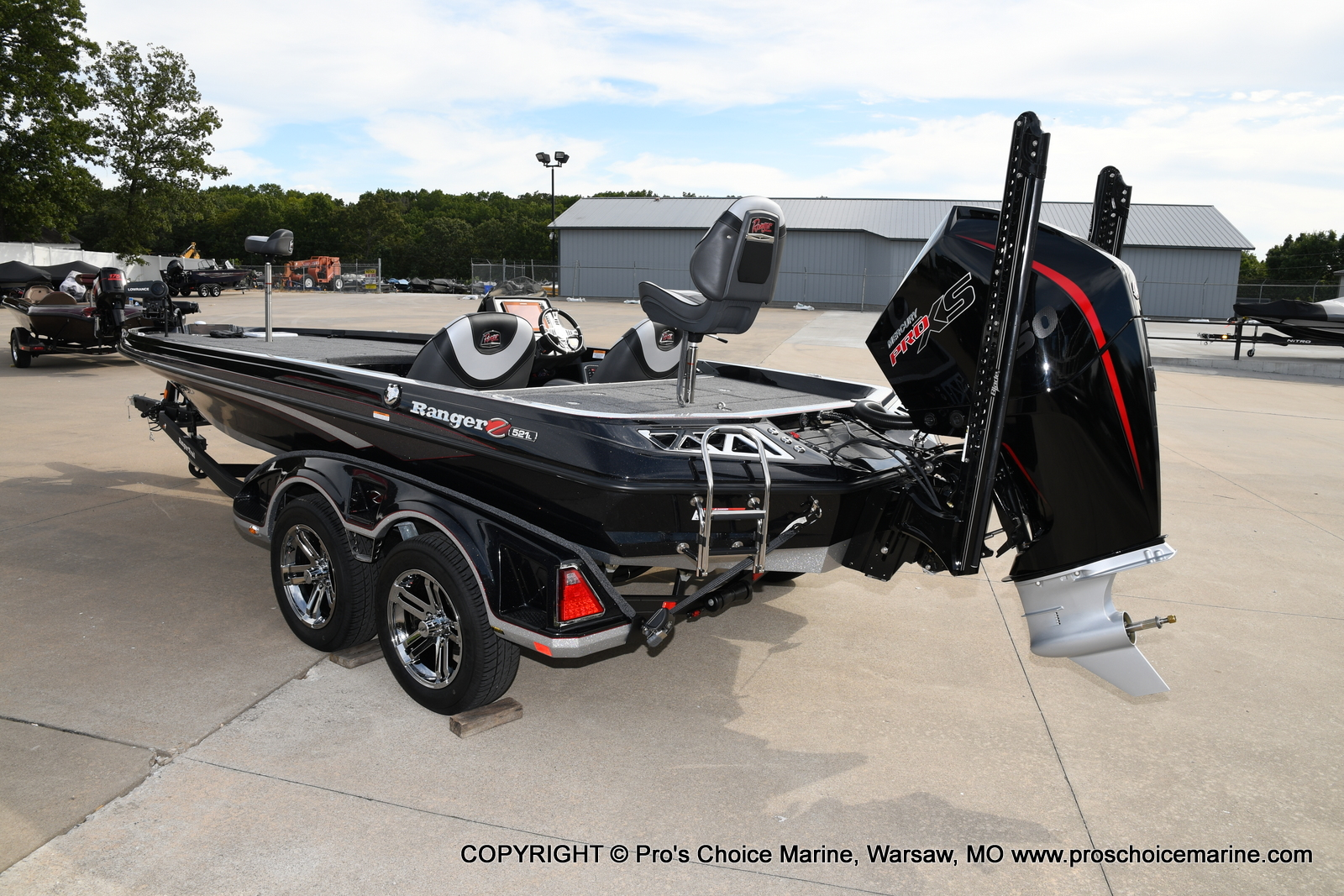 2021 Ranger Boats boat for sale, model of the boat is Z521L RANGER CUP EQUIPPED & Image # 15 of 50