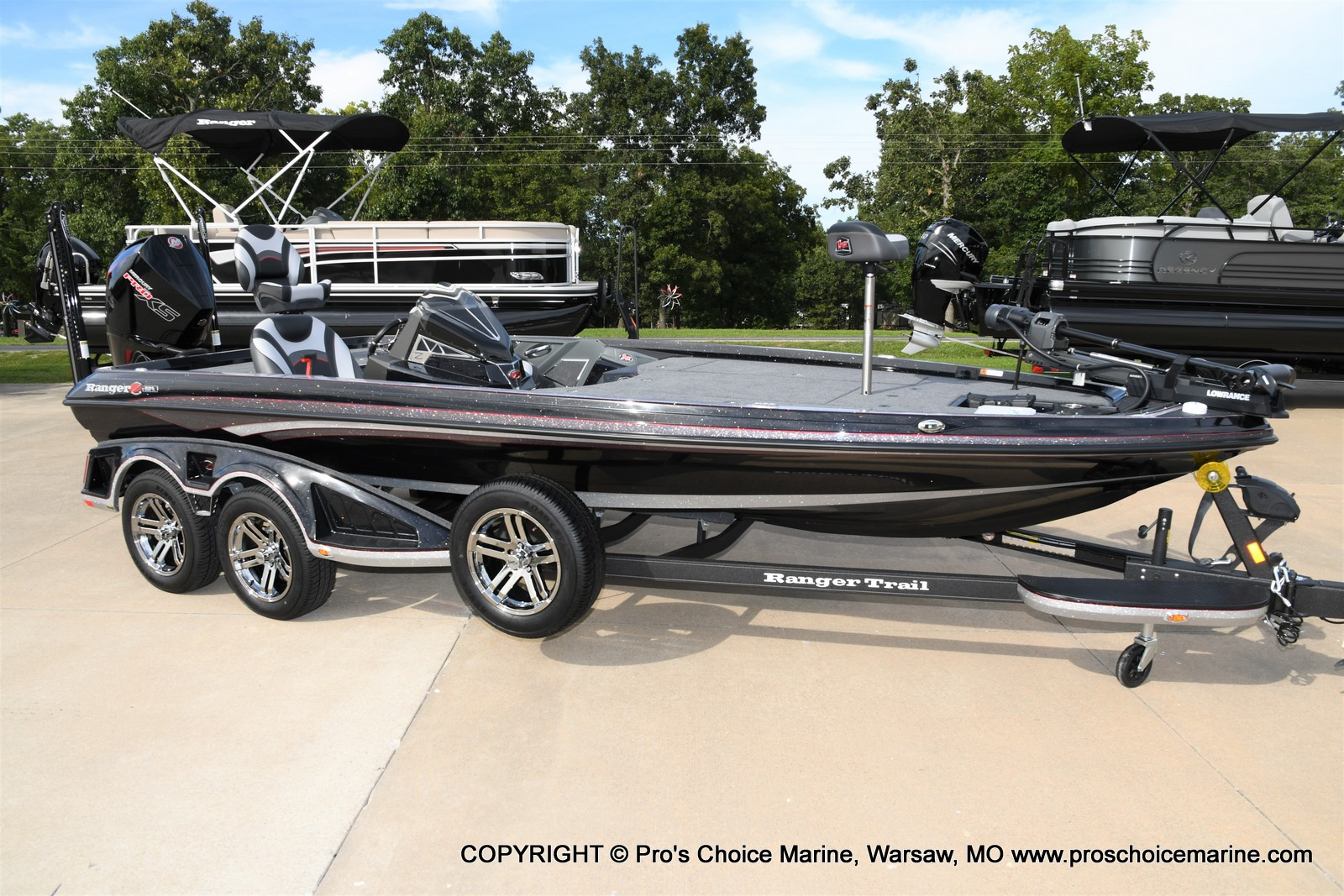 2021 Ranger Boats boat for sale, model of the boat is Z521L RANGER CUP EQUIPPED & Image # 37 of 50